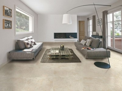 decoration carrelage beige