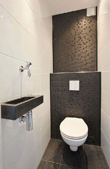 decoration carrelage wc