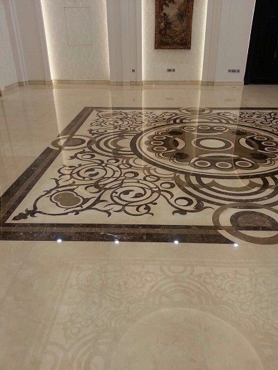 decoration carrelage