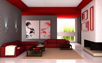 decoration de peinture salon