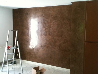 decoration de peinture stucco