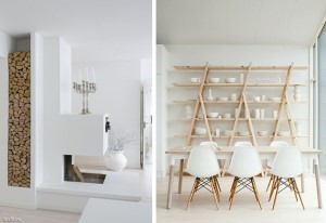 decoration interieur bois naturel
