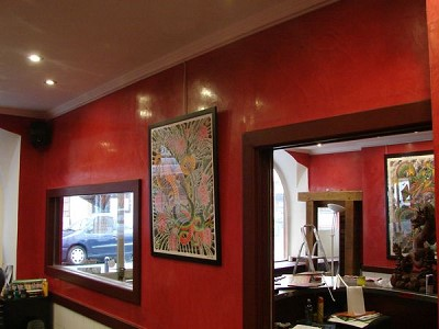decoration peinture magasin