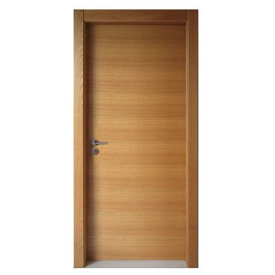 decoration porte interieur bois