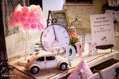 decoration theme vintage