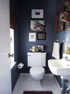 decoration toilette vintage