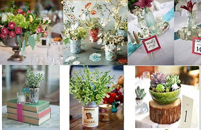 decoration vintage fete