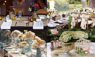 decoration vintage table
