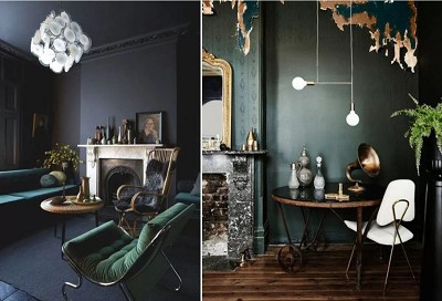 decoration vintage tendance