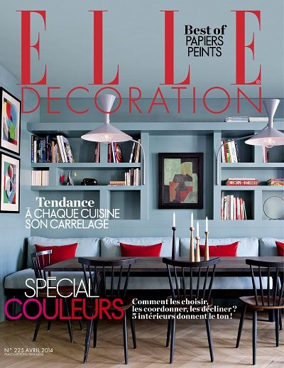 elle decoration carrelage