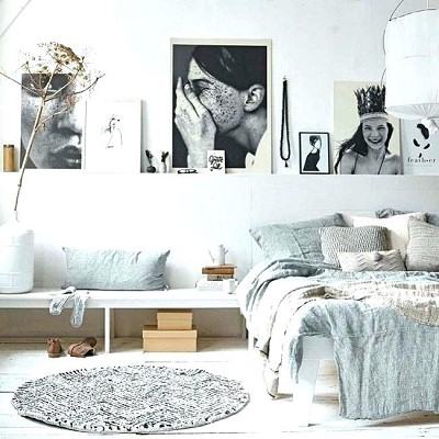 idee decoration chambre scandinave