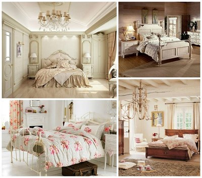 idee decoration chambre vintage