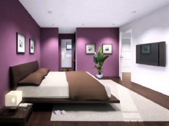 idee decoration peinture chambre adulte