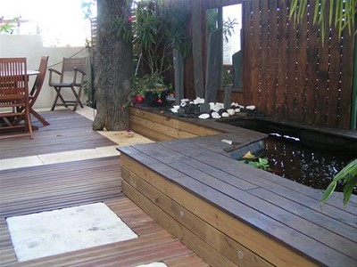 Idee Decoration Terrasse Bois