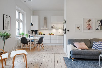 un decor scandinave